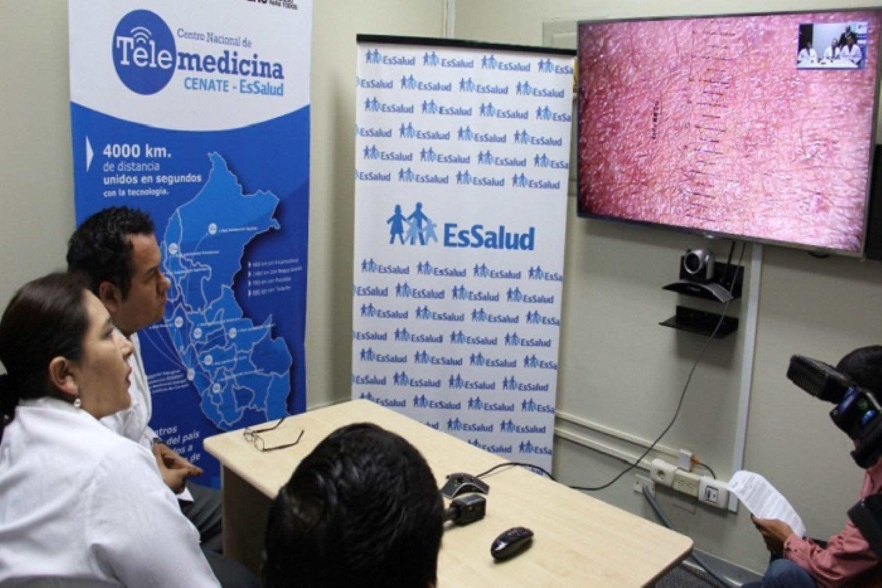 Beneficia con Telemedicina a más de 14,000 pacientes del interior del país