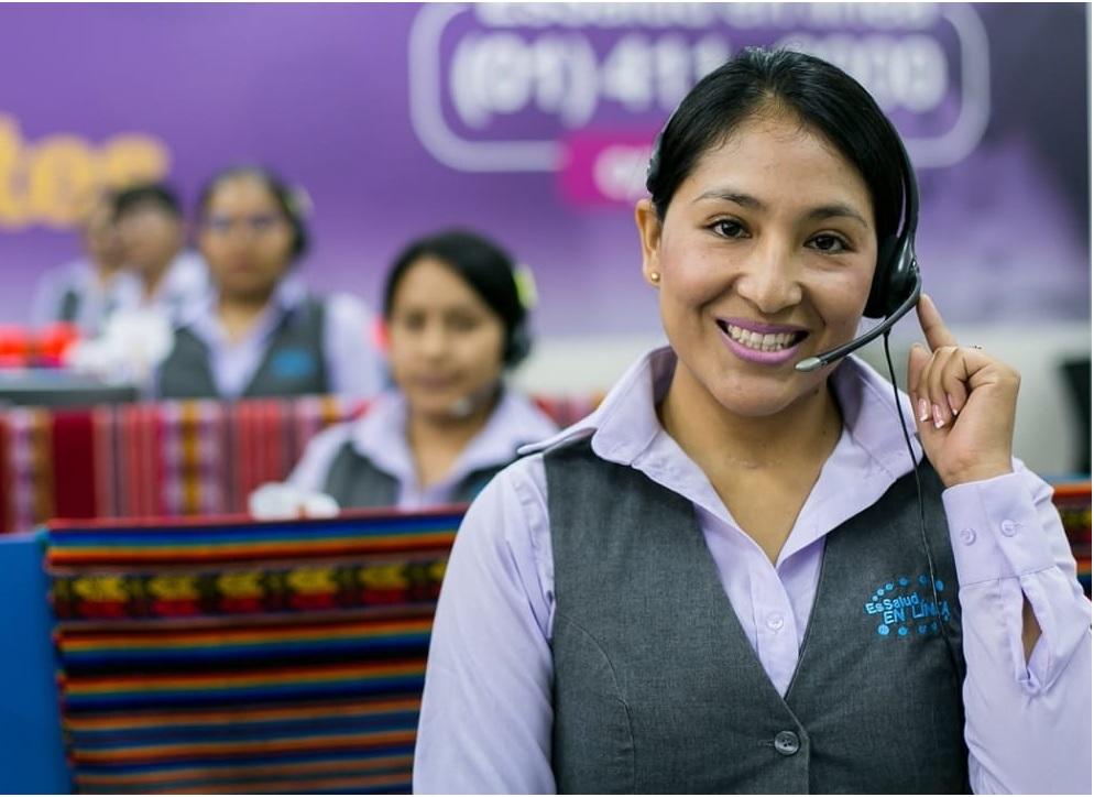 Más de 17 mil consultas en quechua atendió EsSalud en línea