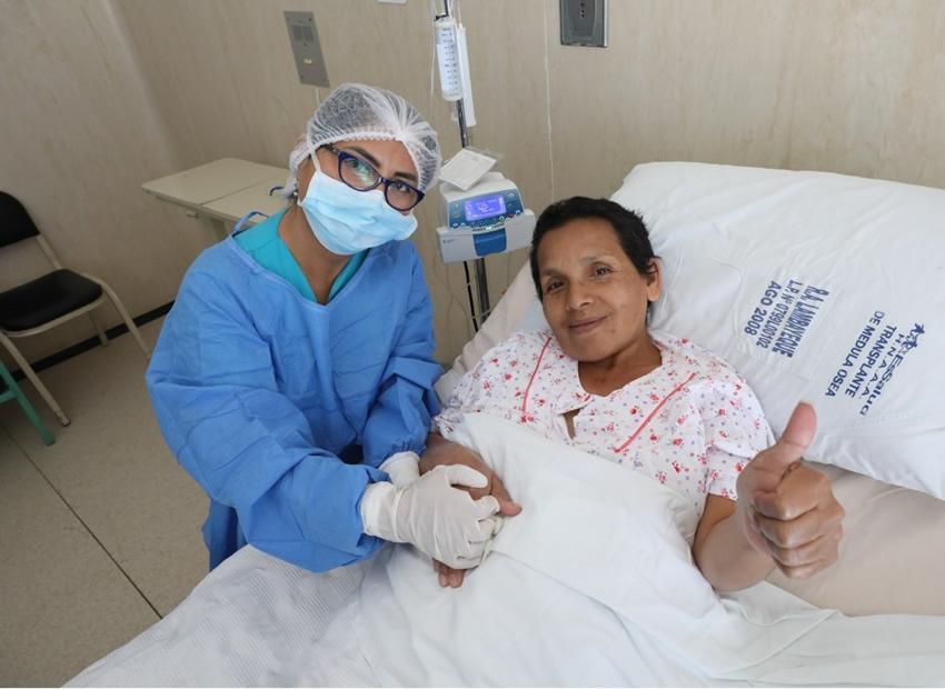Essalud - Se realizó 48 trasplantes de médula ósea en Lambayeque