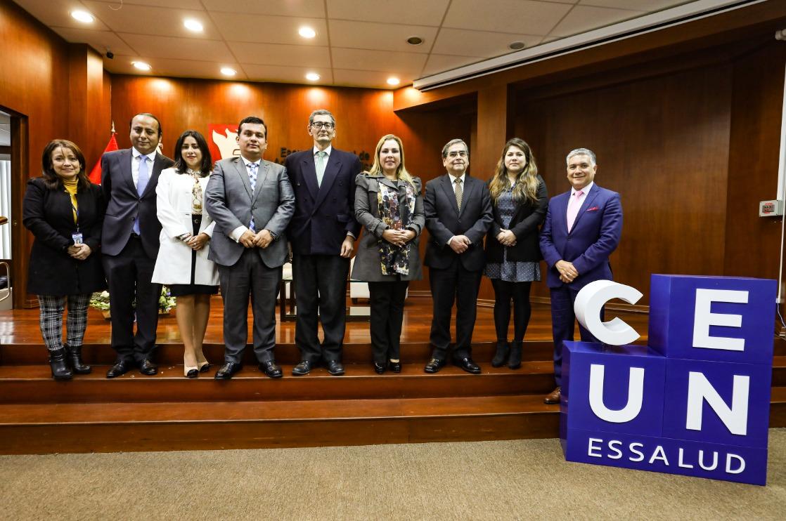 Essalud - Formará especialistas en gestión de salud y seguridad social