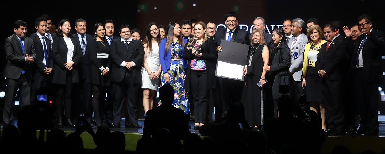 Essalud - EsSalud ganó premio Creatividad Empresarial 2019