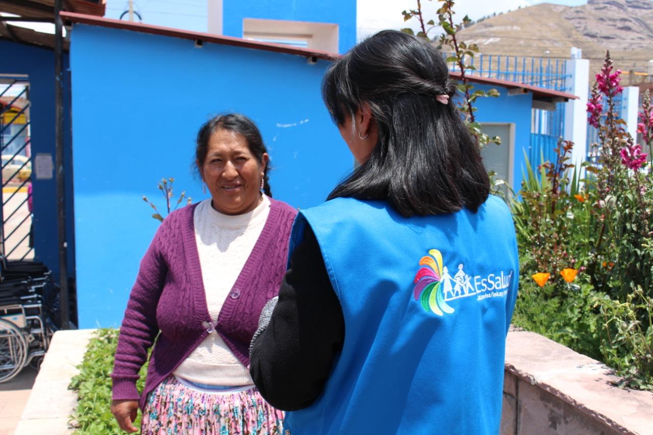 EsSalud Puno implementa servicio de intérpretes en quechua y aymara