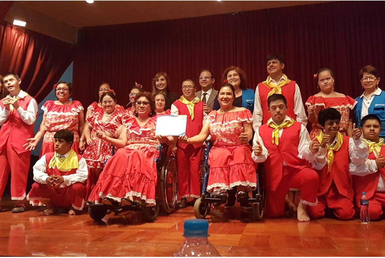 Essalud - Módulo Básico de Rehabilitación Profesional y Social de EsSalud La Libertad es premiado
