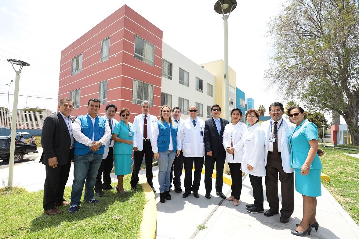 Essalud - EsSalud amplía servicios para brindar mayor atención en salud mental en Arequipa