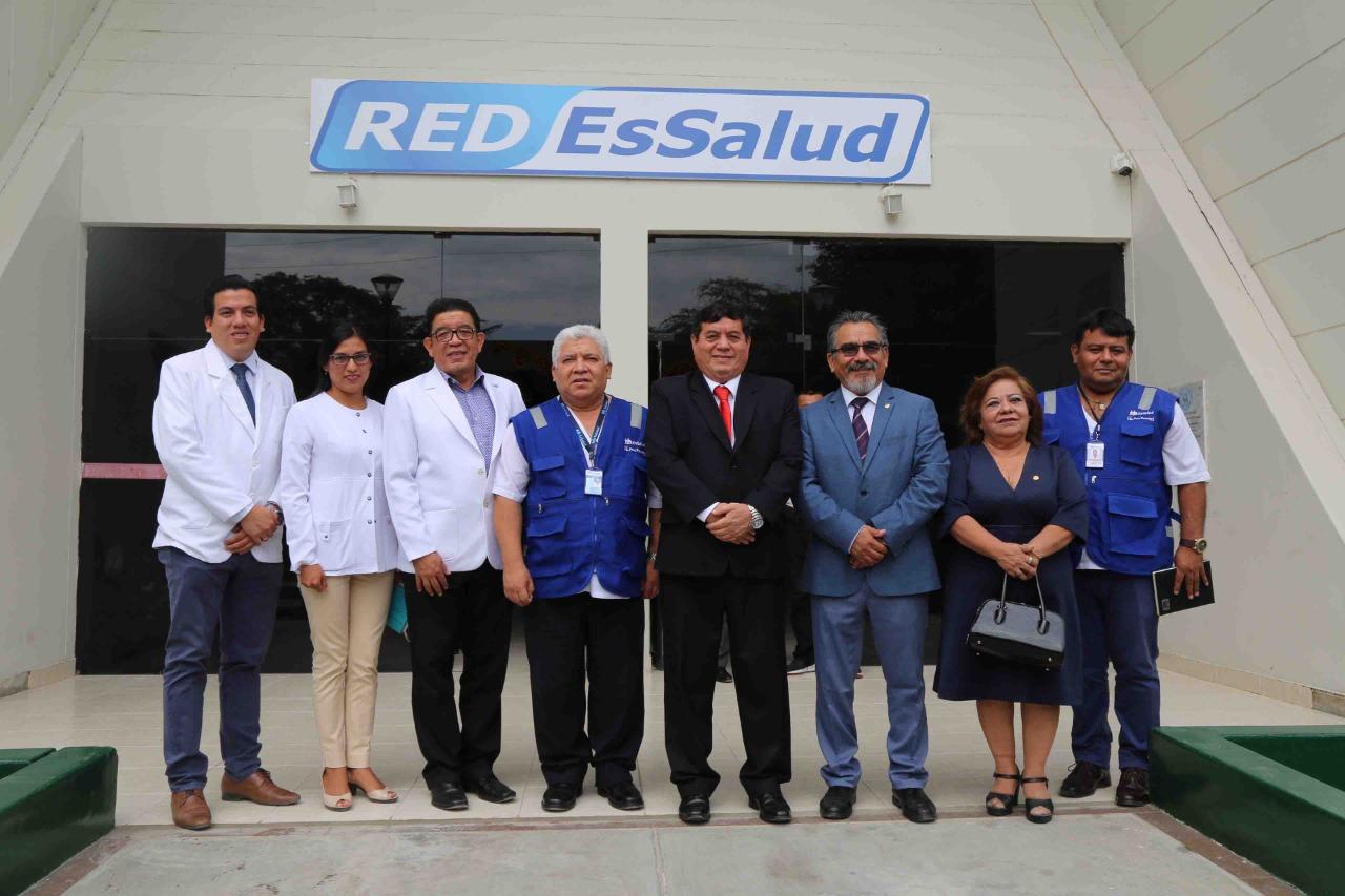 Essalud - Inician atenciones en Hospital Universitario para asegurados de EsSalud Piura