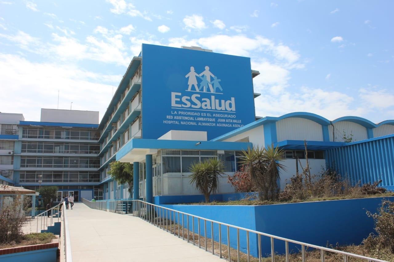 Hospital Aguinaga de EsSalud Lambayeque lidera trasplantes de médula ósea en el norte del país