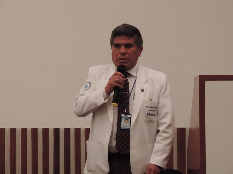 Essalud - EsSalud Cusco presentó Libro Blanco para el diálogo a los asegurados y pensionistas de la Región