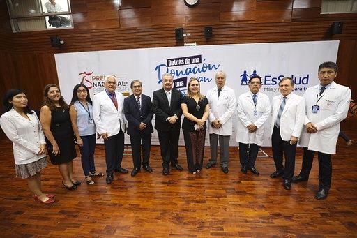Essalud - EsSalud lanza concurso periodístico para fomentar donación de órganos