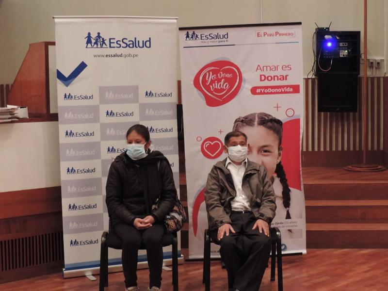 Essalud - EsSalud Cusco realizó 2 exitosos trasplantes de riñón