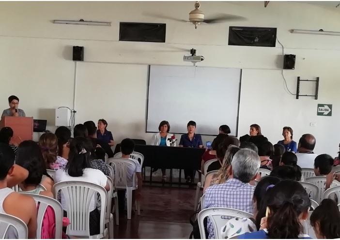 EsSalud Lambayeque inaugura talleres educativos y culturales para hijos de colaboradores