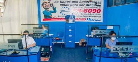 EsSalud Ucayali habilita consulta telefónica para orientación médica y psicológica