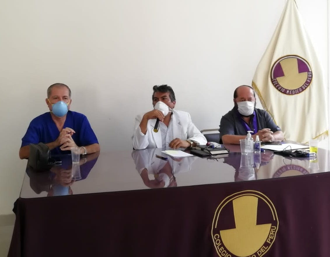 EsSalud Lambayeque anunció que el Hospital Luis Heysen atenderá a pacientes con Covid 19
