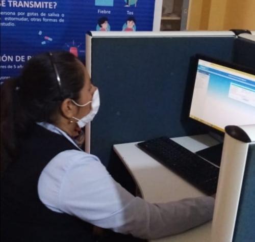 Essalud - EsSalud Huánuco habilita línea directa para consultas sobre coronavirus covid 19