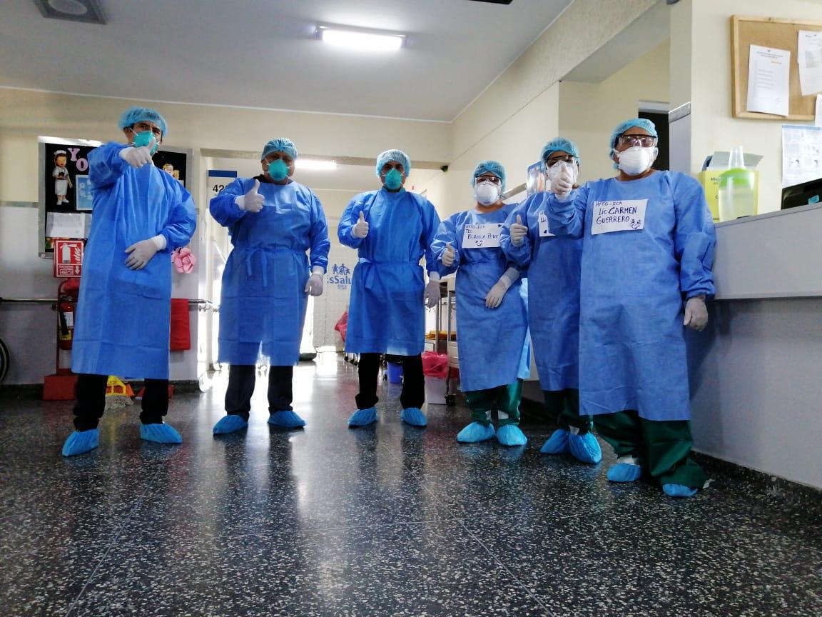 Essalud - EsSalud Ica da de alta a paciente de 43 años, primera recuperada del coronavirus en la región