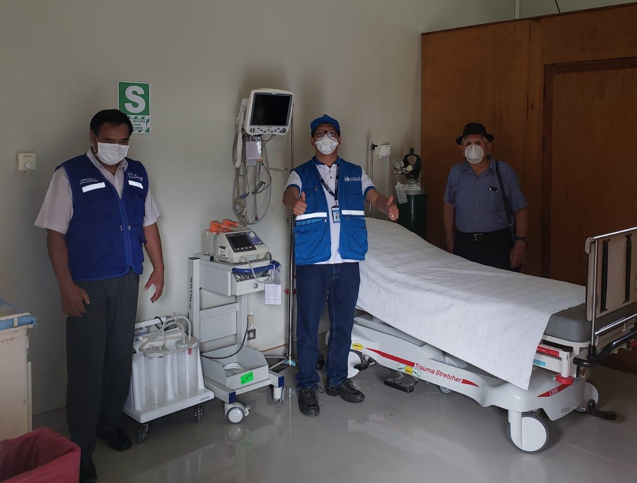 Essalud - EsSalud Cusco realiza visitas de supervisión a centros de salud de Canchis, Urubamba y La Convención