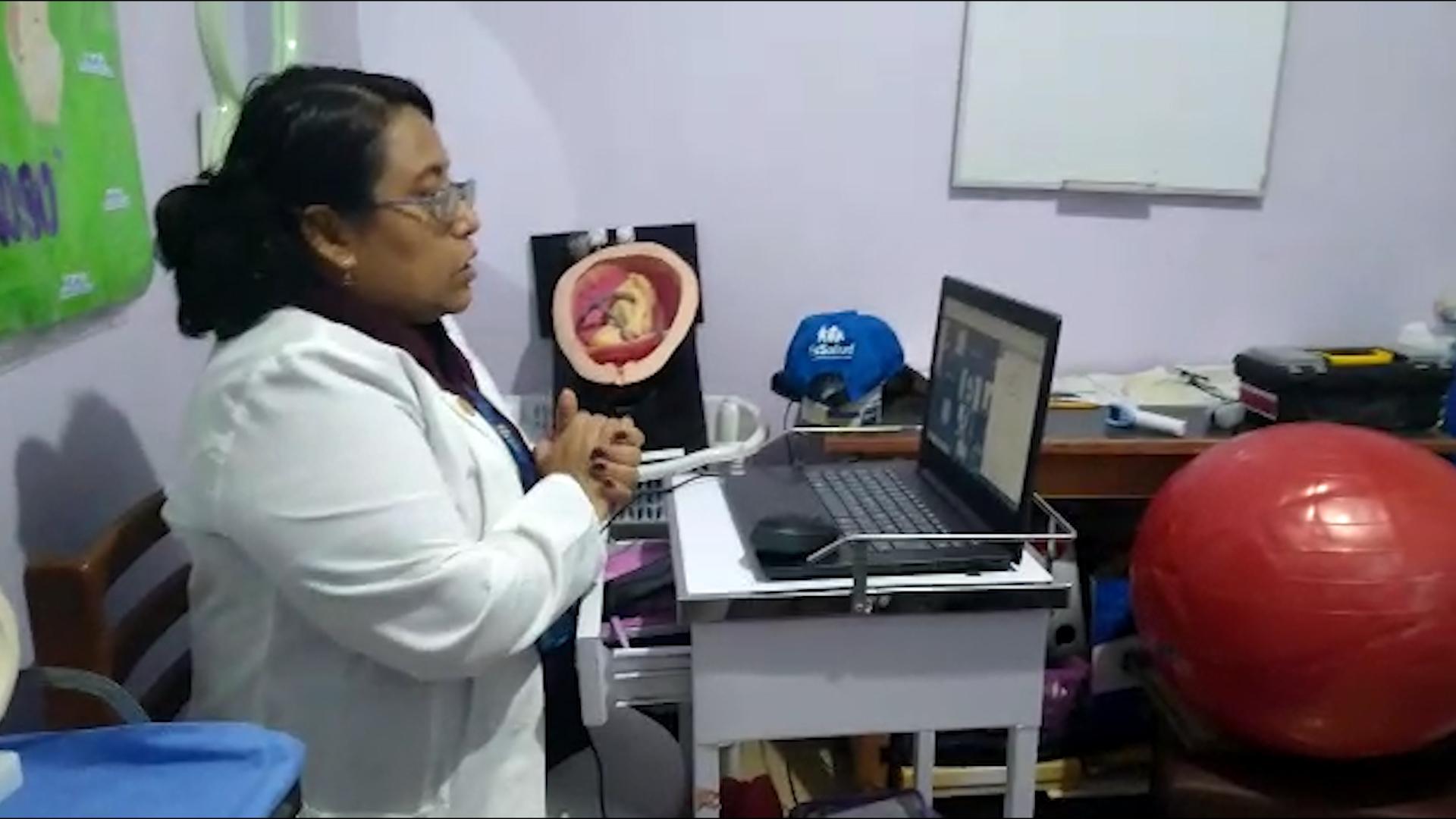 Essalud - EsSalud Huaycán realizo 600 atenciones y consejería a mujeres en edad fértil y gestantes desde el inicio de la pandemia
