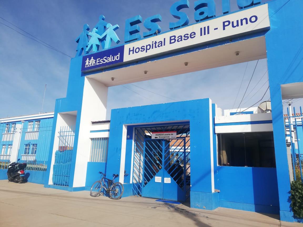 EsSalud Puno realiza teleconsultas médicas