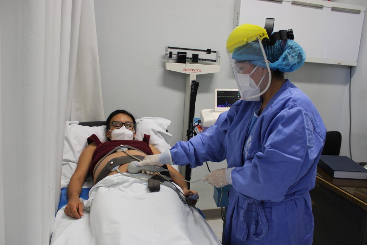 Essalud - EsSalud Moyobamba reactiva atención de controles prenatales a gestantes