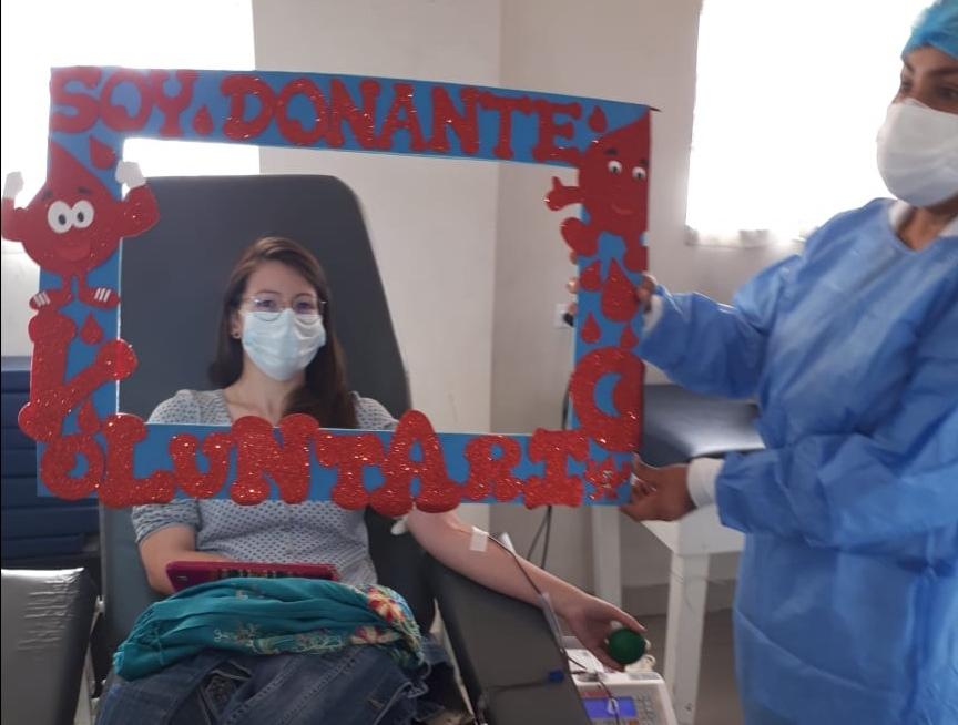 Essalud - EsSalud Arequipa impulsa campaña de donación voluntaria de sangre