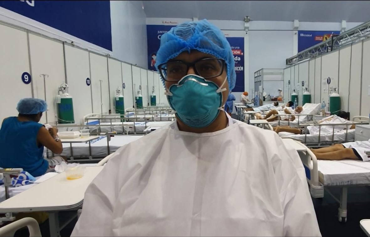 Essalud - Villa EsSalud Pucallpa recibe sus 10 primeros pacientes con Covid-19
