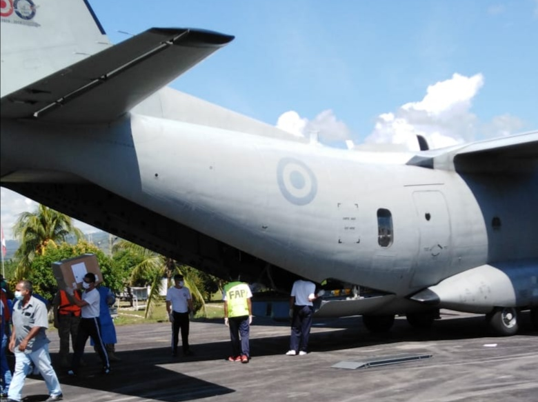 Essalud - EsSalud Moyobamba recibe sexto envío de material médico y equipos de protección