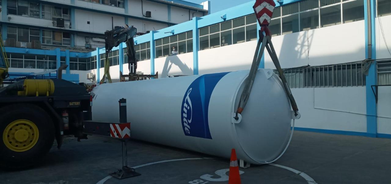Essalud - EsSalud instala isotanques de oxígeno en Piura y Lambayeque para atención  Covid-19