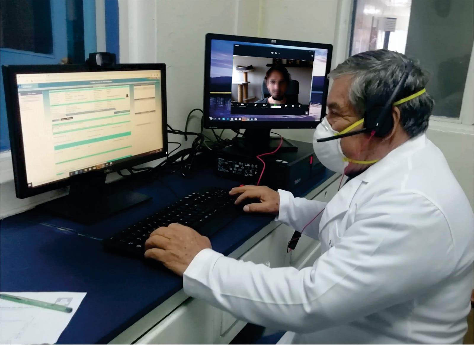 Asegurados de EsSalud Pasco acceden a Servicio de Telemedicina