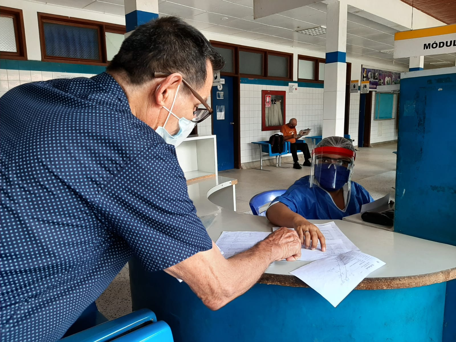 Essalud - EsSalud Loreto reinicia atenciones de consulta externa