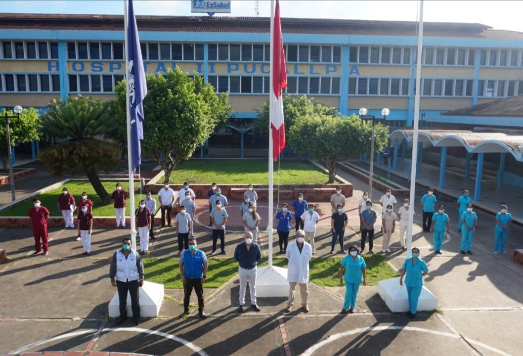 Essalud - EsSalud Ucayali incorpora 30 jóvenes profesionales bajo la modalidad SERUMS