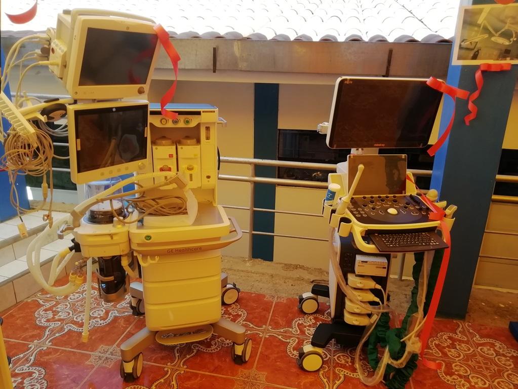 EsSalud Apurímac: Hospital Santa Margarita de Andahuaylas cuenta con nuevos equipos para enfrentar Covid-19