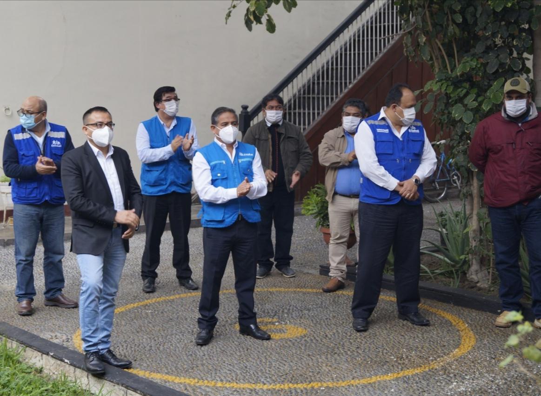 EsSalud La Libertad: Hospital Perú atiende a la población de la región para combatir el Covid-19