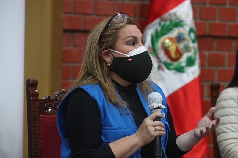 """Essalud - Fiorella Molinelli: """"Se debe retomar el debate de la descentralización de la salud en el país ."""