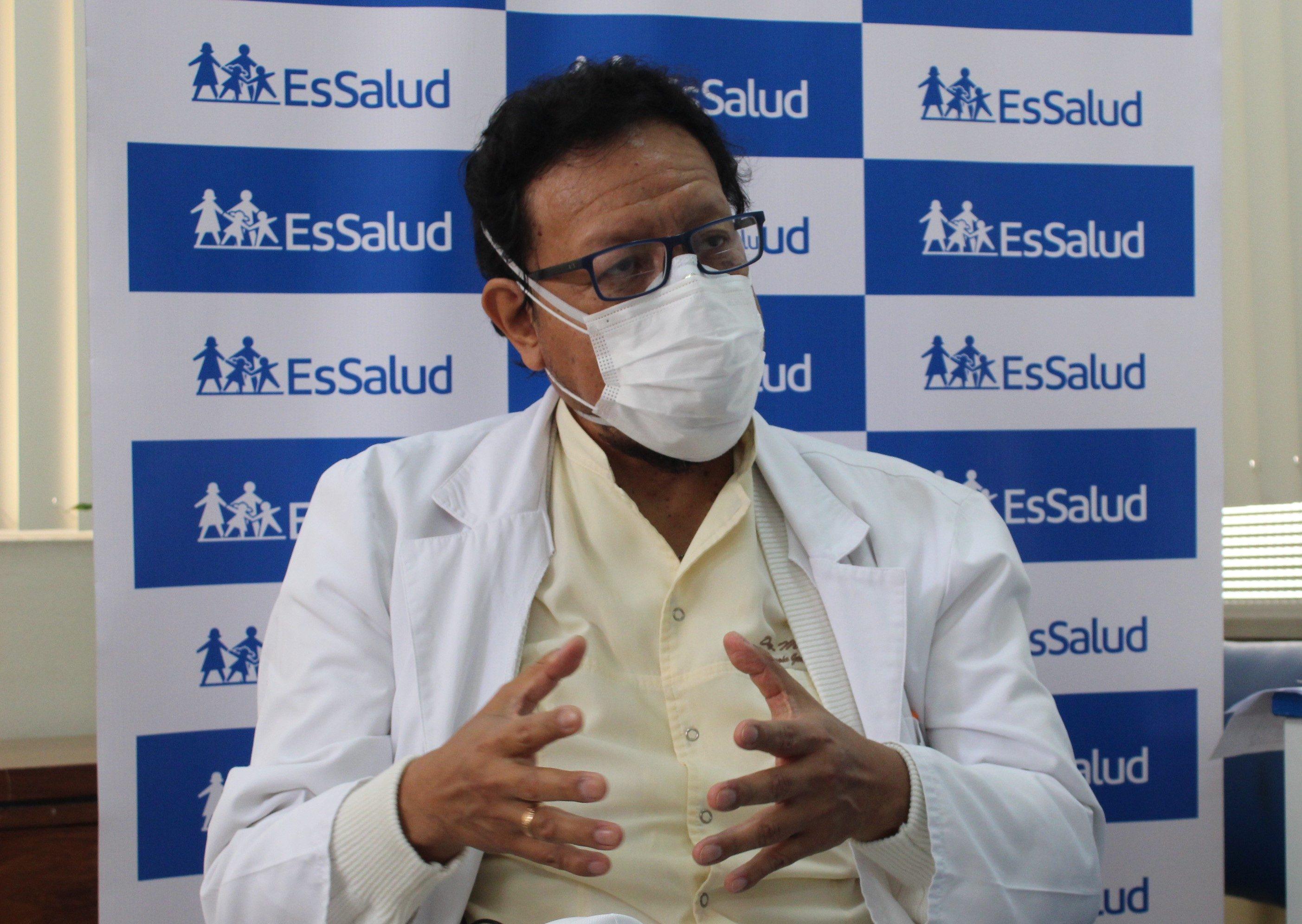 EsSalud:  Desde octubre la Red Asistencial Sabogal reinicia intervenciones quirúrgicas para pacientes NO COVID-19