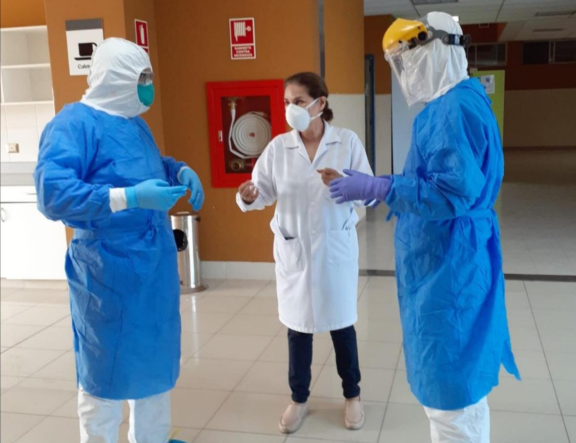 Essalud - EsSalud La Libertad contrata más de un centenar de nuevos profesionales de la salud