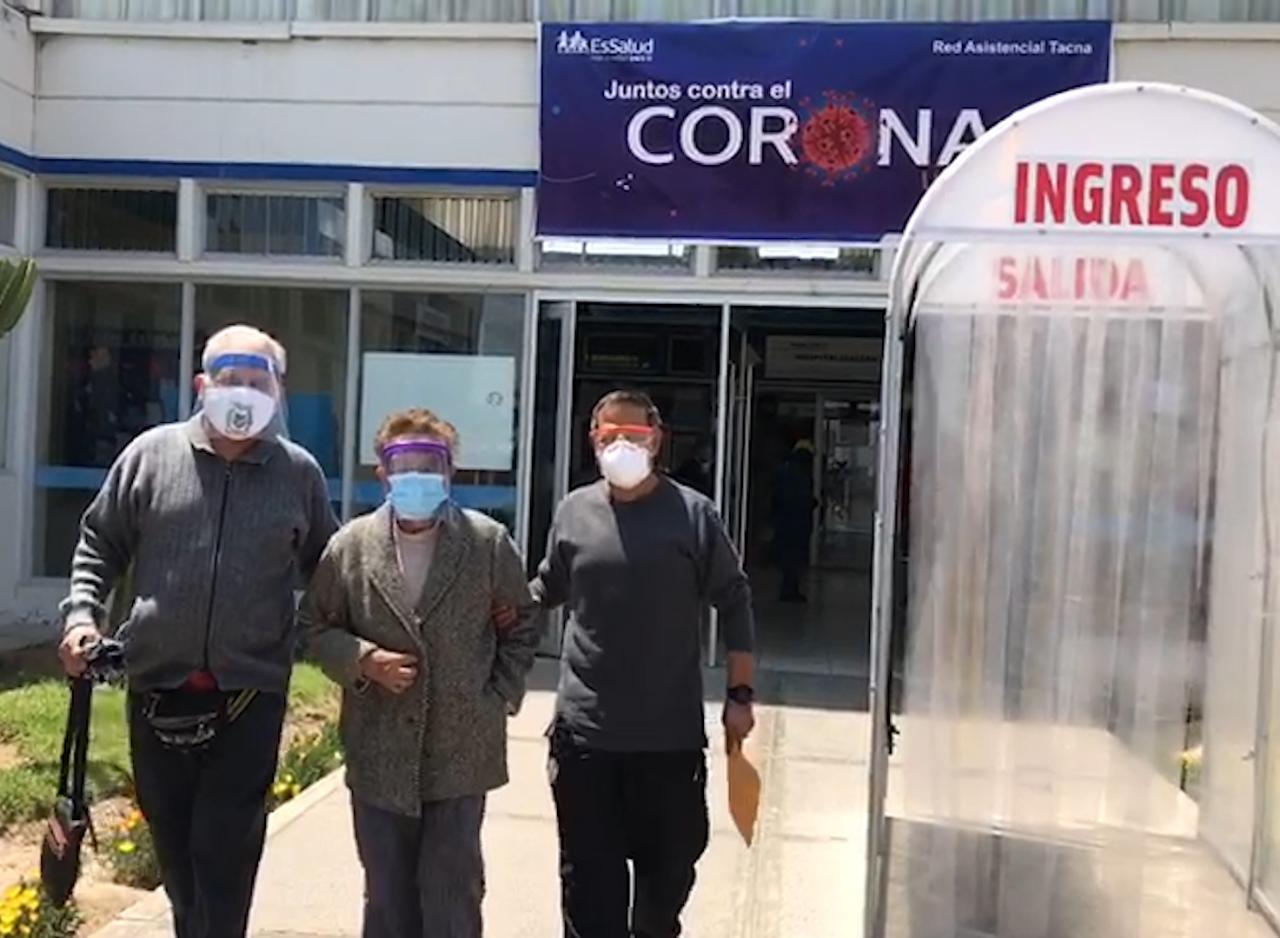 Essalud - EsSalud Tacna realiza exitosa intervención que permitió a dos mujeres recuperar su frecuencia cardíaca