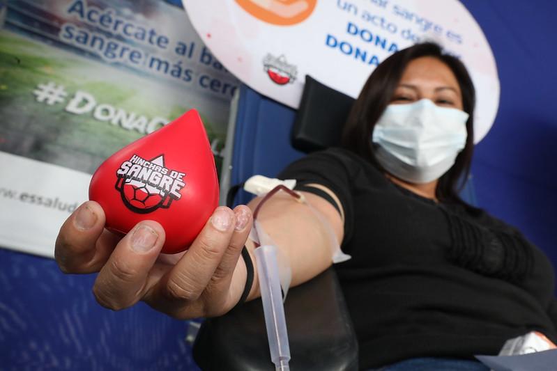 EsSalud promueve donación voluntaria de sangre para salvar vidas y mejorar la salud de pacientes oncológicos