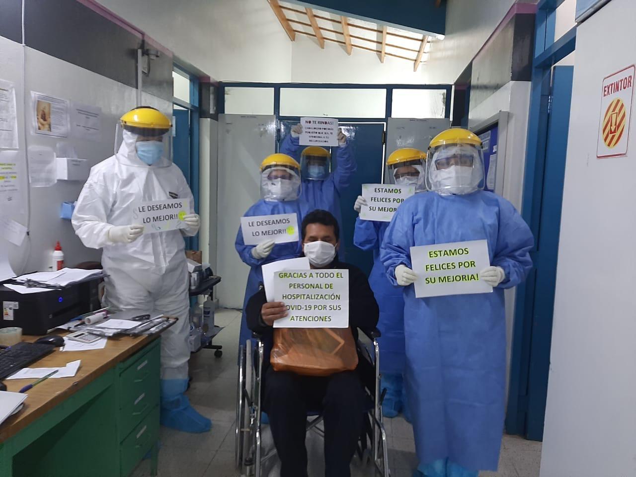 Essalud - EsSalud Apurímac cuenta con moderna Unidad de Cuidados Intensivos en Hospital Santa Margarita de Andahuaylas