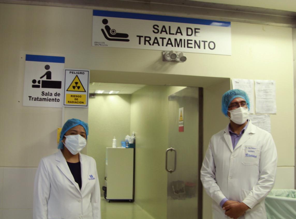 EsSalud Arequipa implementa nuevos procedimientos con tecnología 3D para tratamiento de cáncer