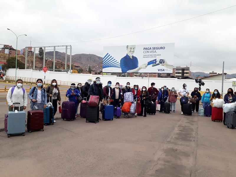 EsSalud Cusco fortalece atención de salud en los establecimientos del primer nivel