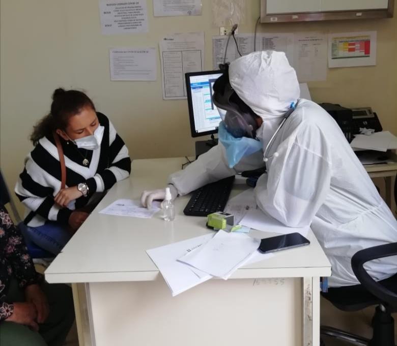 Essalud - EsSalud Amazonas fortalece atención de salud en los centros asistenciales de la red
