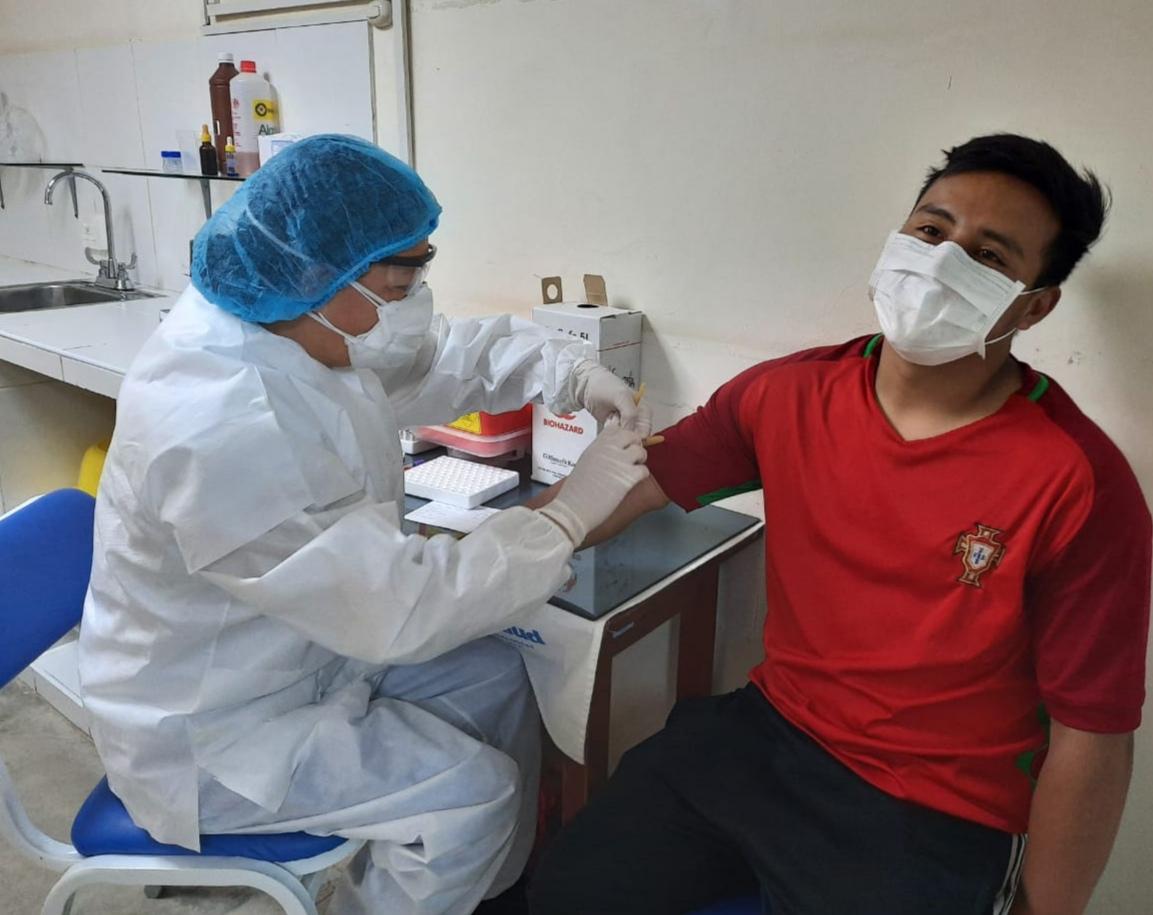 Essalud - EsSalud Amazonas reactiva programa de atención preventiva integral