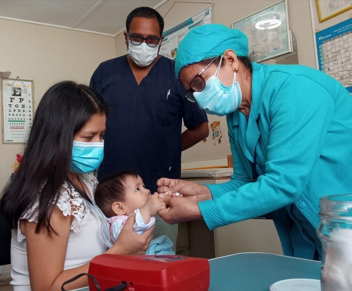 Essalud - EsSalud Lambayeque realizó descarte de anemia a cerca de 8 mil niños menores de 3 años