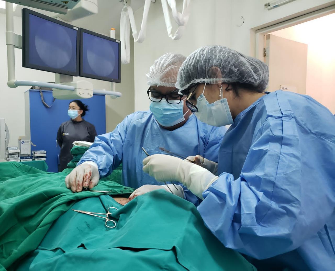 Essalud - EsSalud Tacna realiza exitoso operativo de procedimientos cardiológicos