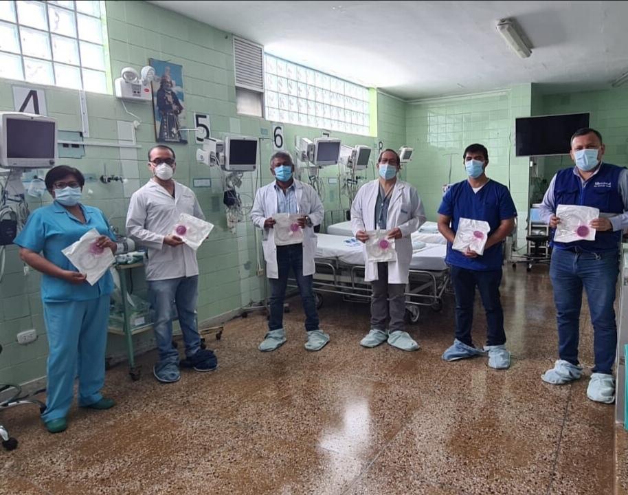 Essalud - EsSalud Áncash reinicia operaciones laparoscópicas