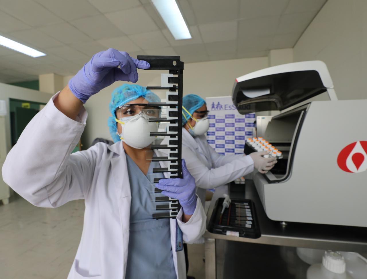 Essalud - EsSalud Junín detecta primer caso en América Latina de paciente con extraño síndrome, que representa el sexto caso en el mundo y el único con vida