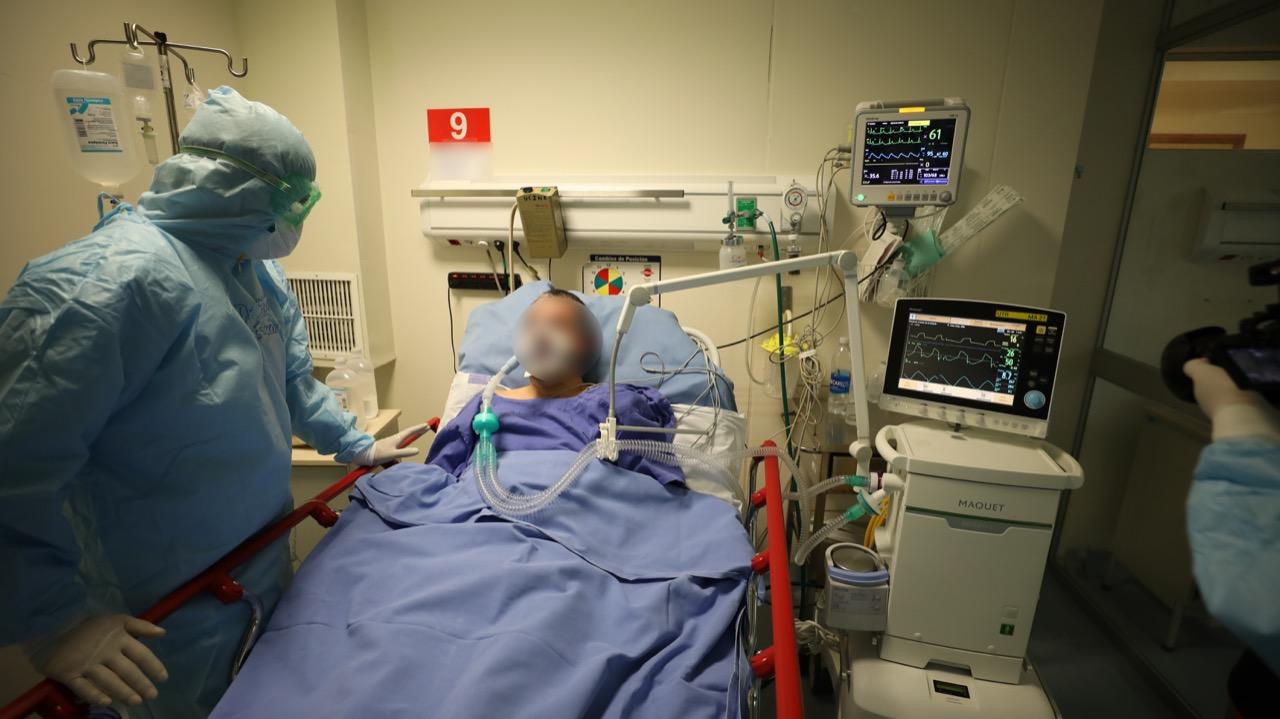 Essalud - EsSalud Almenara alerta sobre las posibles secuelas en los pacientes intubados en UCI COVID-19