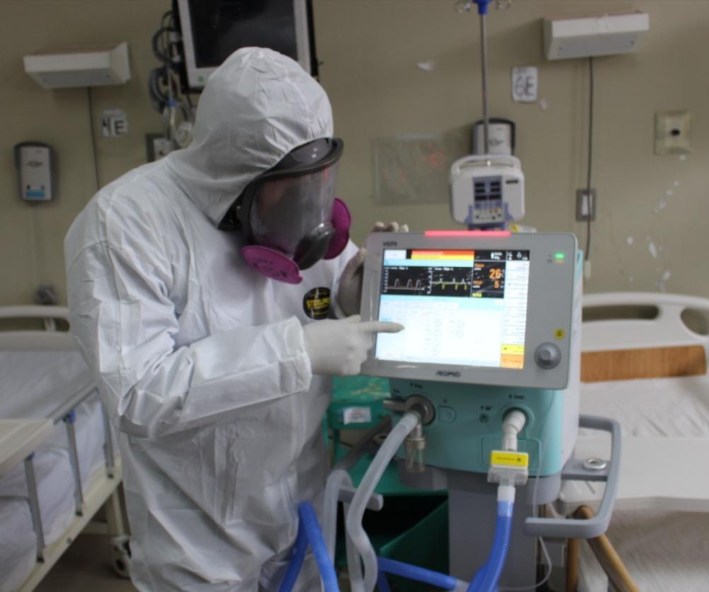 EsSalud Cajamarca brinda capacitación en ventilación mecánica básica