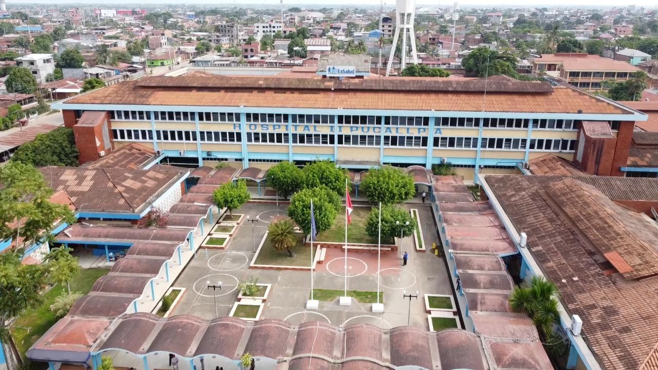 Essalud - Hospital II de EsSalud Ucayali solo atenderá urgencias y emergencias