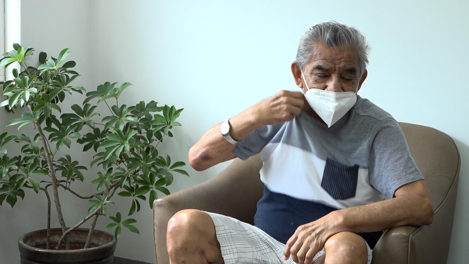 """EsSalud advierte sobre los peligros de un """"golpe de calor"""" en las personas adultas mayores por el confinamiento por el COVID- 19"""