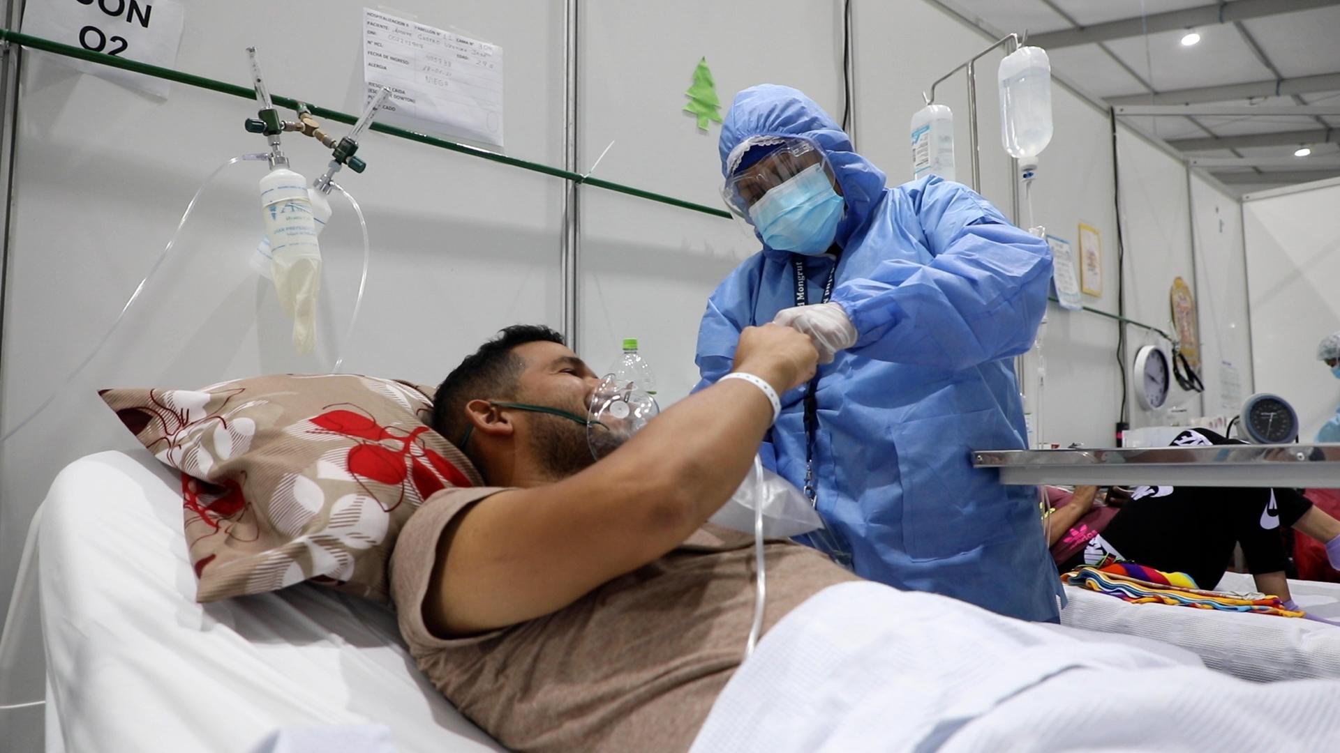 Essalud - Jóvenes que luchan por sus vidas en hospitales de EsSalud hacen un llamado a la reflexión para extremar medidas de bioseguridad frente al Covid-19